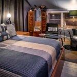 Elegant Deco suite