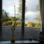 Lake from dining room window