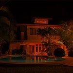 Villa Oasis at night (3 of 3)