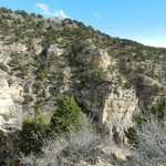 Canyon overlook Cave of the Winds