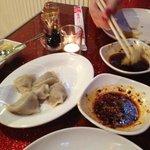 beautiful dumplings