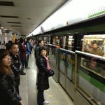 Easy, clean subway rides to Pudong