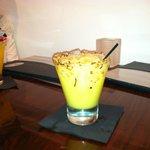 Coconut Mango Margarita