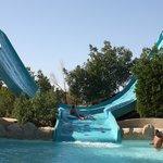Hotellets aquapark (ingår i all inclusive)