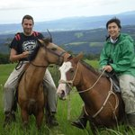 Horsebackriding tour