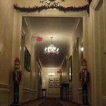 hallway from lobby