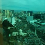 View of the Strip from the Presidential Suite