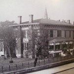 The First White House of the Confederacy c. 1861