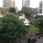 Bedroom view towards Sydney