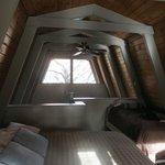 loft in chalet
