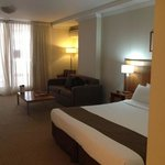 spacious room for 2 with private balcony..room 47