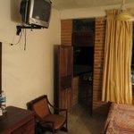 Room 47: door to balcony :)