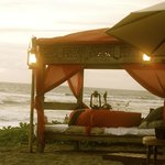 Dinner at Hotel Tugu's Canggu Beach Access