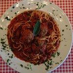 Classic Spaghetti Polpette
