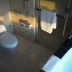 バスタブ・トイレ・シャワーブース(ビデは未装備)