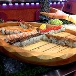 Yong Great Wall Buffet Sushi Bar