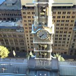 Clock Tower in Martin Place