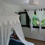 Our honeymoon room
