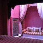 salon de massage privé dans la villa shammar