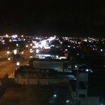 Vista nocturna del 6to piso