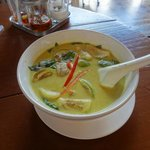 Green curry dish - Very good