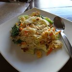 Fry thin rice noodle - Excellent