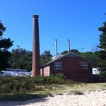 the Boilerhouse at Quarantine Beach