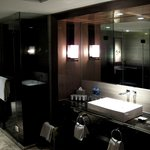 Executive Suite - Bathroom and Shower