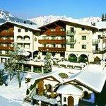 Winterfoto Hotel Alpendorf