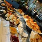 ケシキの朝食:パン類