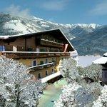 Das Hotel Fischerwirt im Winter