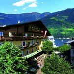 Hotel Fischerwirt im Sommer