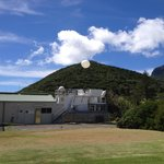 The meteorological station Lord Howe Island