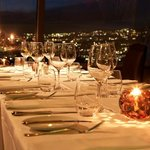 Bring your friends, partner or business for a spectacular dinner with a view