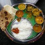 Chennai Dosa, veg buffet