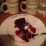 chocolate decadence... delish!