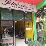 John's Residency Entrance