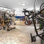Deposito Biciclette da Corsa