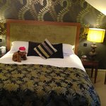 Our beautiful room...luxury room no.12