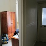 Room and side corridoor