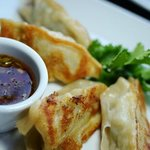 Asian Favorites such as Dumplings
