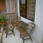 Balcon Dortoir