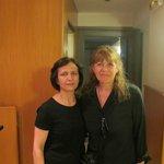 Raymonda con Patricia