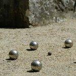 terrain de boules
