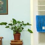 Chambre Bleue (Blue room)