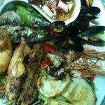 mix fish