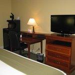 King Room -- Holiday Inn Express, Conover, NC