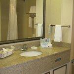 Bath -- Holiday Inn Express, Conover, NC