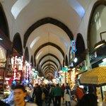 Grand Bazaar - aspecto geral