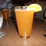 La mitica birra Blue Moon !
